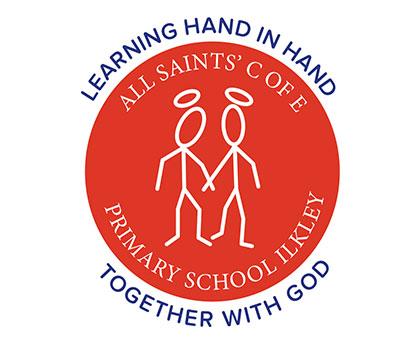 All Saints C of E Primary School logo